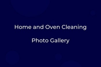 Home and Oven Photo Gallery